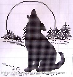 1000+ images about Filet crochet on Pinterest | Filet crochet ...