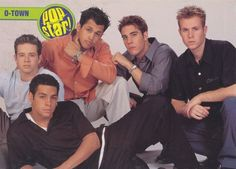 O-Town. Ashley Angel, My Favorite Music, My Favorite Things, Liquid Dreams, 80s Icons, O Town, 90s Kids, Music Tv, Pop Group