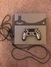 Sony PlayStation 4 (Latest Model)- Batman: Arkham Knight Limited Edition...