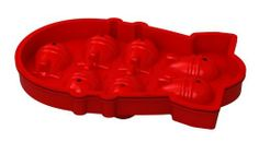 Cool 52s - 3D Bomb Ice Cube Tray by nov. $7.95. It's the bomb for parties.. Make your cocktails and long drinks go off like a bomb.. Forget B 52 bombers and think Freeze 52 bombers with these ultra cool 3D ice cubes! Our Cool 52s Ice Cube Tray makes 7 bomb ice shapes, ideal for detonating your drink with a chilly splash. Ideal for themed Birthday parties, BBQ's and hot summer days, why not colour your novelty ice cubes with cordial or add a spicy twist by adding some thinly chop...