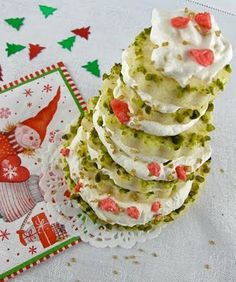 Buttery Sugar Cookie Christmas Tree