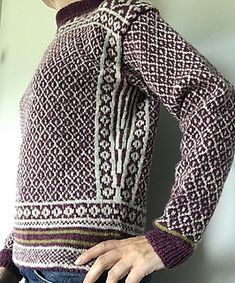 Ravelry: Troila's Per Spook Ravelry, Knit Crochet, Overalls, Men Sweater, Wool, Stitch, Knitting, Purple, Pattern