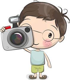Clipart Baby, Doodle Icon, Doodle Art, Cute Kids, Cute Babies, Camera Clip Art, Kids Background, Cute Cartoon Girl, Baby Clip Art