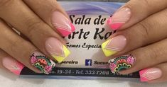 Stylish Nails, Nail Designs, Make Up, Manicures, Lima, Mary, Beauty, Instagram, Work Nails