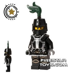 LEGO Dark Gray Castle Ninja Minifigure Armor Accessory