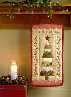 Sewing Ideas - Stitching for Christmas # 2 ~ SHOP PORT SINGER