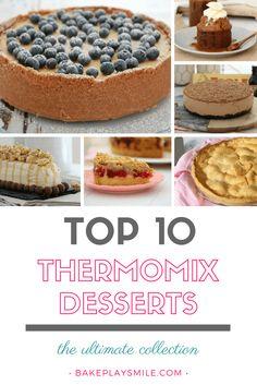 Best Thermomix Desserts