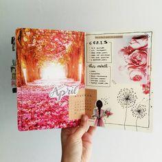 15 Bullet Journal Theme Ideas - A Dreamy Fantasy - 15 Bullet Journal Theme Ideas – A Dreamy Fantasy - Bullet Art, Bullet Journal Themes, Bullet Journal Inspo, Bullet Journal Layout, Journal Covers, Art Journal Pages, Art Journals, Cool Journals, Journal Notebook