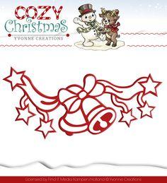 Yvonne CC YCD10037 mallen Jingle Bells