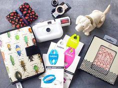 Unión perfecta; ColorSplash, perrito años 60, billetero de Peseta, funda para tu Kindle, batería portátil Smartoools, cámara Fish Eye Baby y cómo llevar tus cables siempre en orden de Bobino.   Ya disponibles en nuestras LomoTiendas de Madrid y Barcelona.  Productos desde 2,80.€ hasta 45.€.