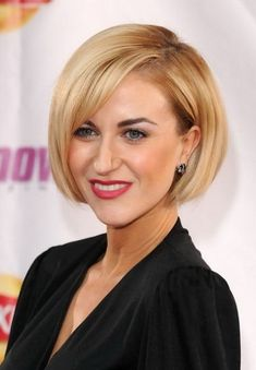 ... blunt bob hairstyle for women