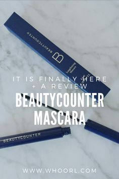 My love for BeautyCounter is something fierce. They care so much about their product ingredients. This mascara is amazing. It takes your lashes from drab to fab in no time at all. #mascara #beauty #makeup