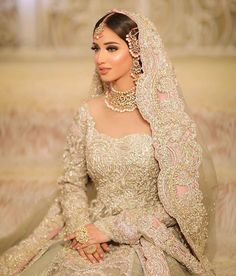 Asian Bridal Dresses, Asian Wedding Dress, Pakistani Wedding Outfits, Indian Bridal Outfits, Pakistani Bridal Dresses, Pakistani Wedding Dresses, Pakistani Dress Design, Bridal Lehenga, Nikkah Dress
