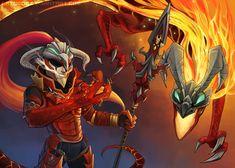 Hyrule Warriors: Volga by Gatobob