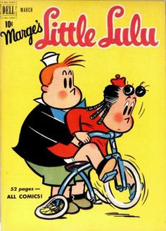 Little Lulu and Tubby...