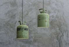 Stoere lamp van hergebruikte materialen - Nieuws - ShowHome.nl