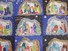 Χριστούγεννα λαμπρή γιορτή…   44ο Νηπιαγωγείο Περιστερίου