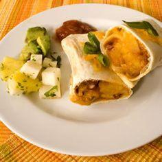 ... - Sweet Potatoes on Pinterest | Potatoes, Burritos and Black beans