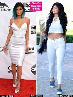 Kylie Jenner Reveals: I've Gained 15 Lbs. — But She LooksGreat