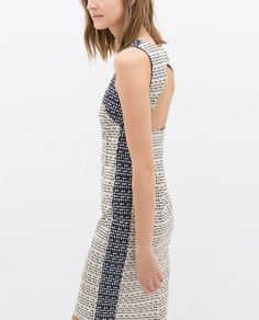 Image 3 of COMBINED DRESS from Zara