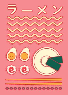 - cm wall art poster by Adela Madej - Ramen. – cm wall art poster by Adela Madej Ramen. Food Graphic Design, Graphic Design Posters, Graphic Design Typography, Art Design, Graphic Design Inspiration, Poster Designs, Vintage Graphic Design, Food Typography, Retro Typography