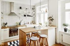 Coziness and Simplicity in a Small Scandinavian Apartment                                                                                                                                                                                 More