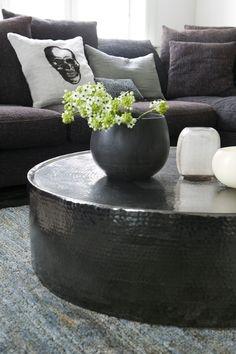 An Eclectic Scandinavian Interior