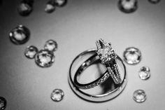 Wedding ring shot with a special hidden mickey! Photo: Amanda, Disney Fine Art Photography