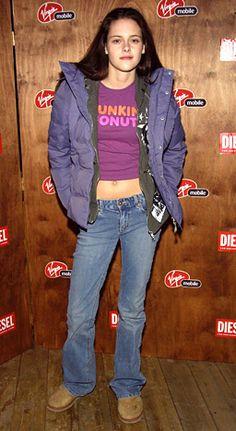 Kristen Stewart at age 14
