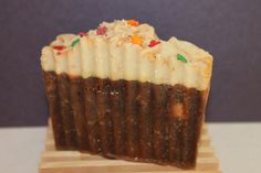 Moist Pumpkin Spice Artisan Handcrafted All Natural by RedPisces