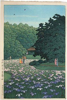 Kawase Hasui (1883-1957):