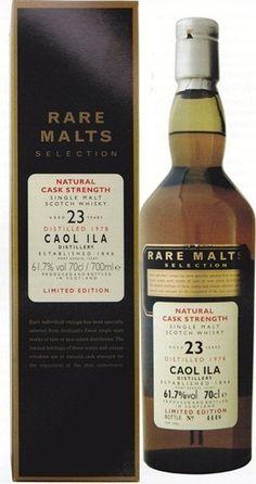 Caol Ila Rare Malts Selection Single Malt Scotch Whisky