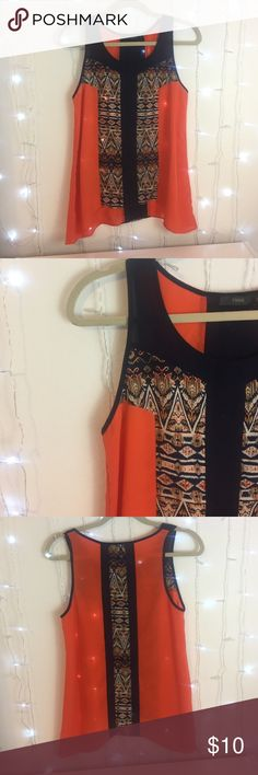 Super Cute Blouse New with out tags THML Tops Tank Tops