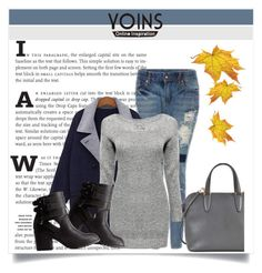 YOINS III/3 by amra-mak on Polyvore featuring polyvore, fashion, style, Charlotte Russe and Valextra