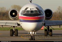 Meridiana fly McDonnell Douglas MD-82 I-SMET 49531 Turin - Caselle (Sandro Pertini) - LIMF