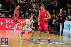 Per Günther vs. Andrej Mangold ratiopharm ulm telekom baskets bonn