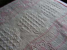 Quilted by Cat in tassie