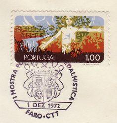 I Mostra Portuguesa de Medalhística - Faro (01/12/1972)