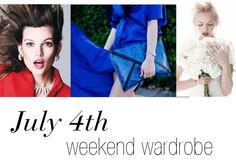 4th of july wardrobe