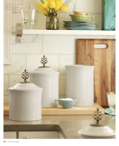 Accessorize Your Kitchen With Willow House