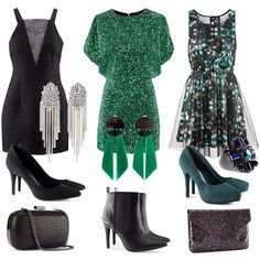 dress to impress for the weekend! Which party outfit will you make an entrance in?