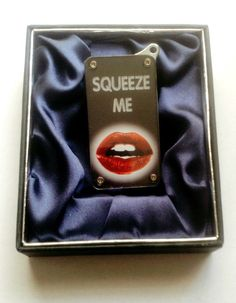 NAUGHTY FUN  SQUEEZE ME  GAS REFILLABLE LIGHTER - Easy to Use *GREAT PRESENT* #christmaspresent #birthdaypresent #squeeze me Bob Marley Pictures, Clipper Lighter, Cute Cats And Dogs, Easy To Use, Picture Design, Birthday Presents, Christmas Presents, Save Energy, Lunch Box