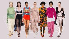 SS17 fashion trend report: the untimate guide to next season