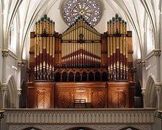 e g g hook pipe organ   1876 E. & G. G. Hook & Hastings-2001 Andover organ at Saint Joseph's ...