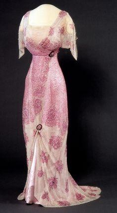 Dress, 1912-1913, Nasjonalmuseet for Kunst, Arketektur, og Design