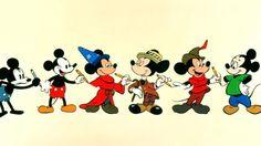 Mickey Mouse y las 6 evoluciones más puntuales de este personaje. #depor
