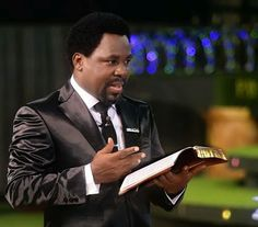 Nigerian Govt begs TB Joshua not to relocate to Israel