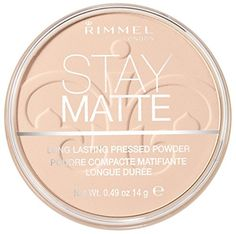 Rimmel Stay Matte Pressed Powder Silky Beige //Price: $0.02 & FREE Shipping //     #hashtag2