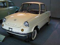 1960 Mazda R360 Coupe Model KRBB