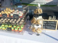 Tips for taking your Baked Goods on the road, to your local farmer's market.  Give it a try!!!
